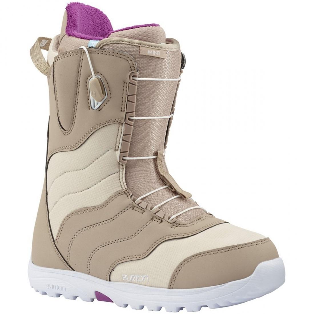 Ботинки сноубордические MINT фото