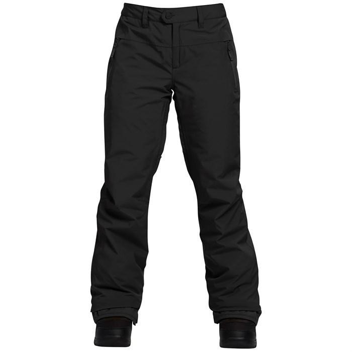 женские брюки burton, черные