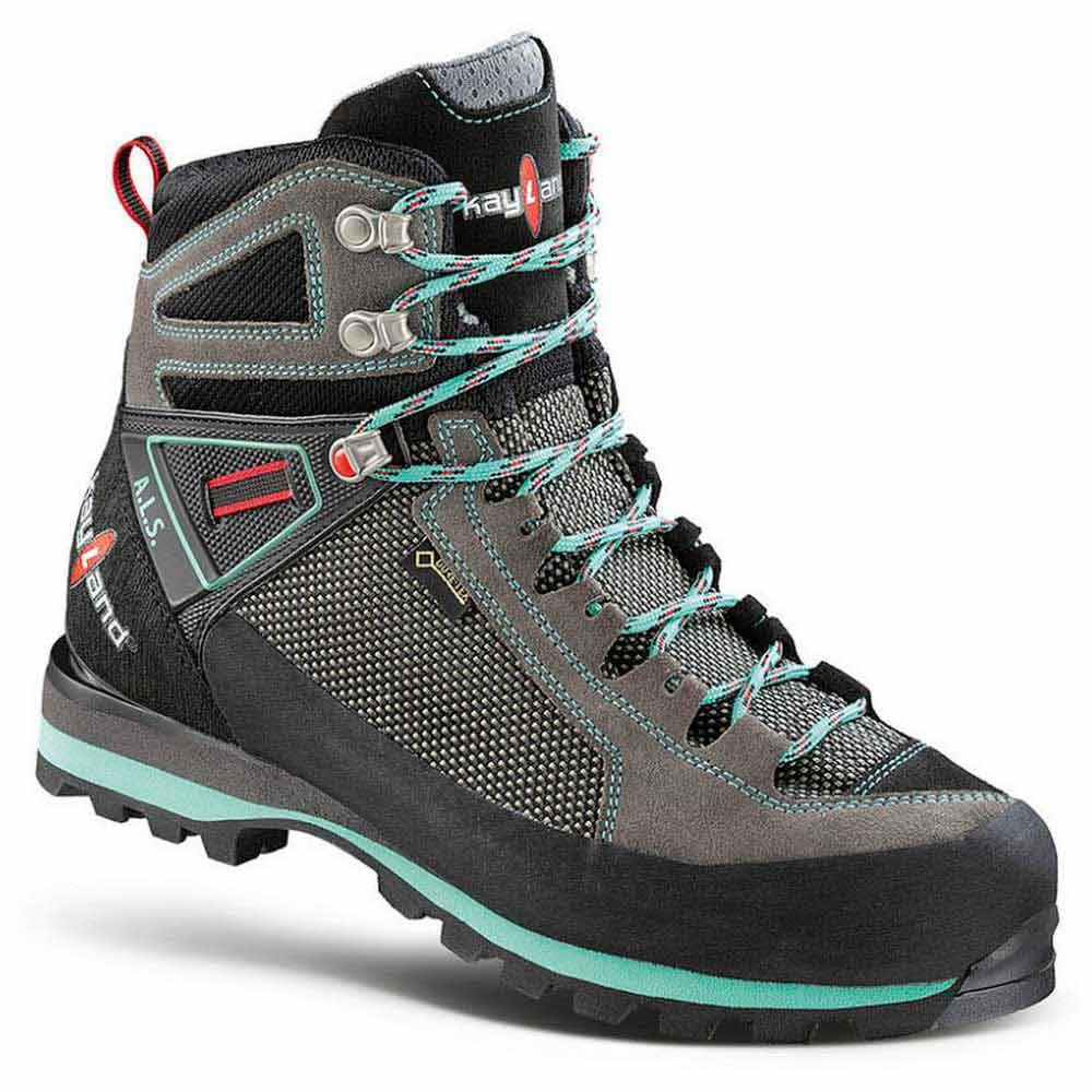 Ботинки CROSS MOUNTAIN W'S GTX Kayland серого цвета