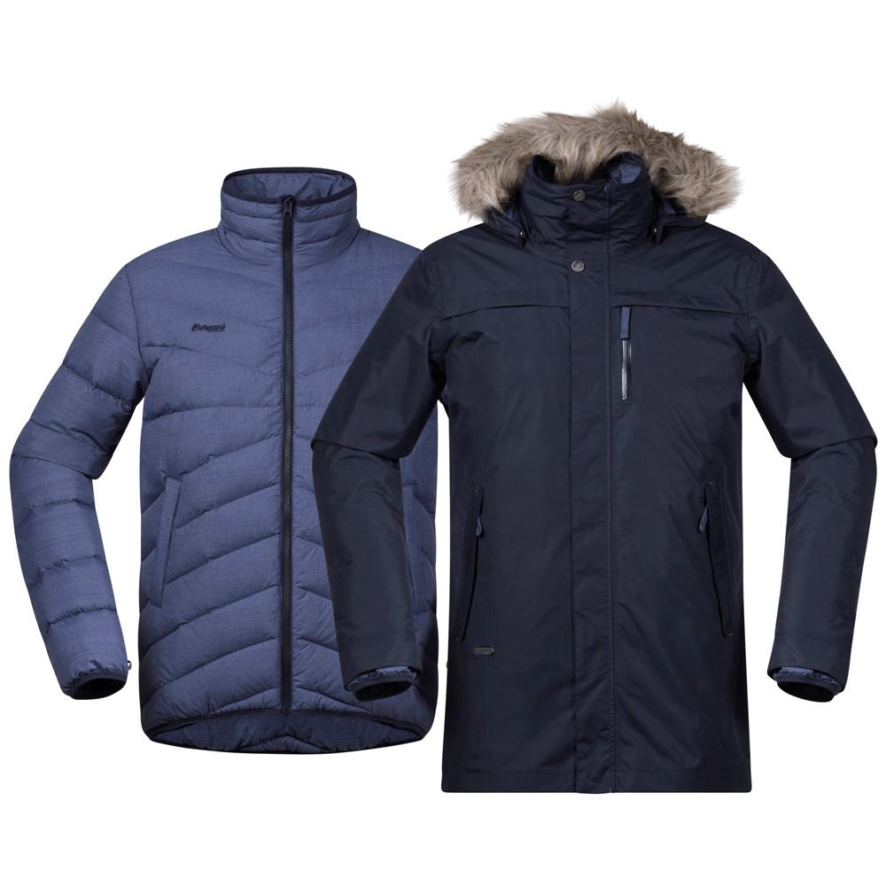 *Куртка Sagene 3in1 Jkt фото