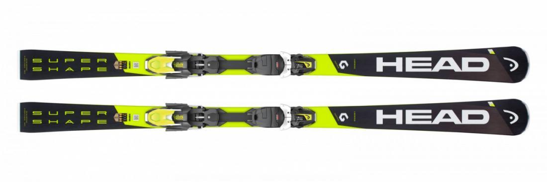 Комплект (Лыжи+Крепления) Supershape i.Speed SW MFPR+PRD 12 GW BR.85 [F] фото
