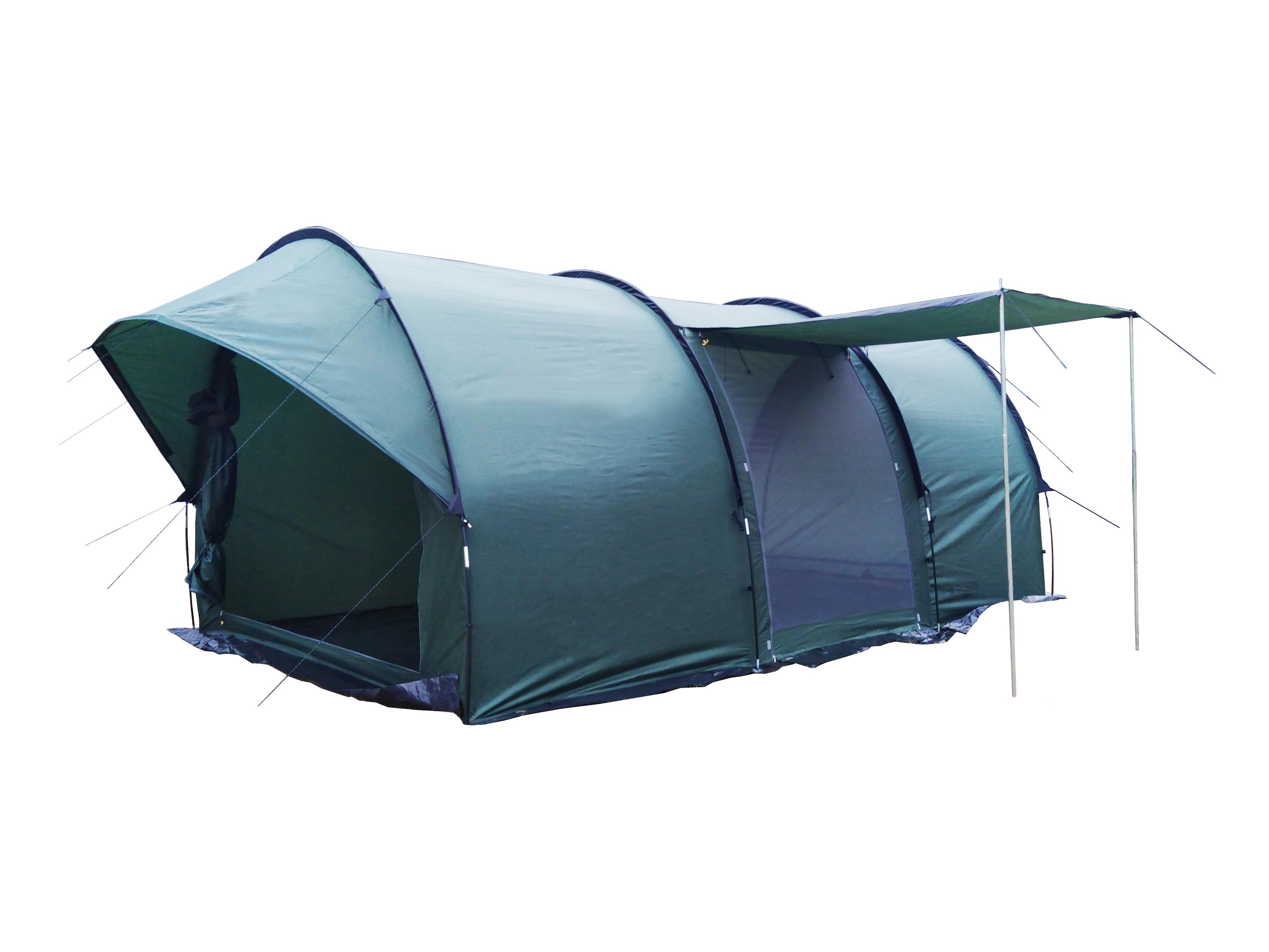 TUNNEL шатер Talberg (зелёный)