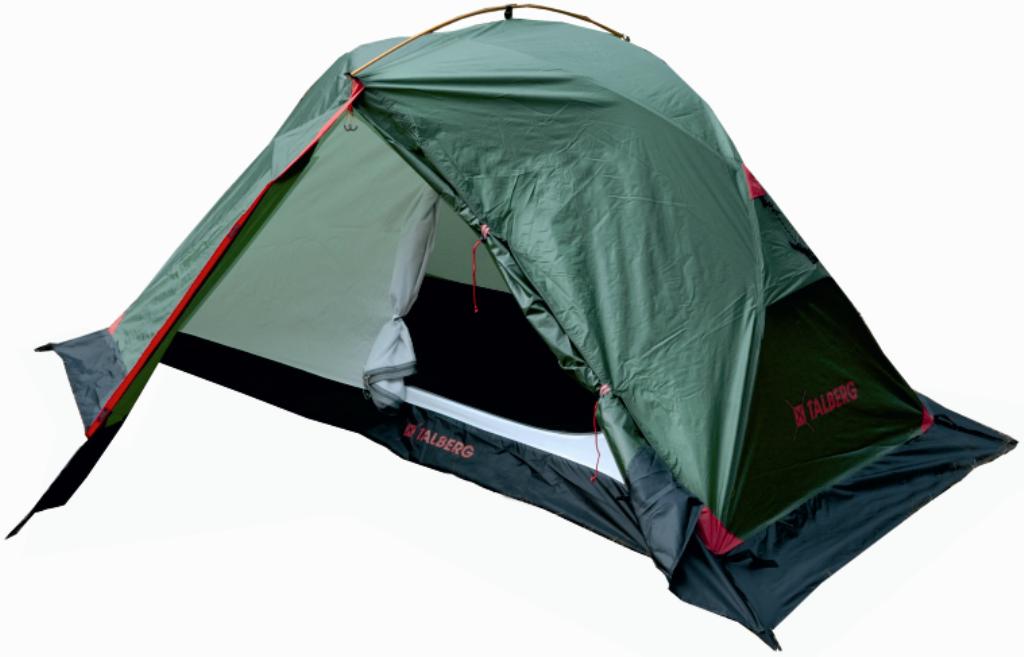 BORNEO PRO 2 палатка Talberg (зелёный)