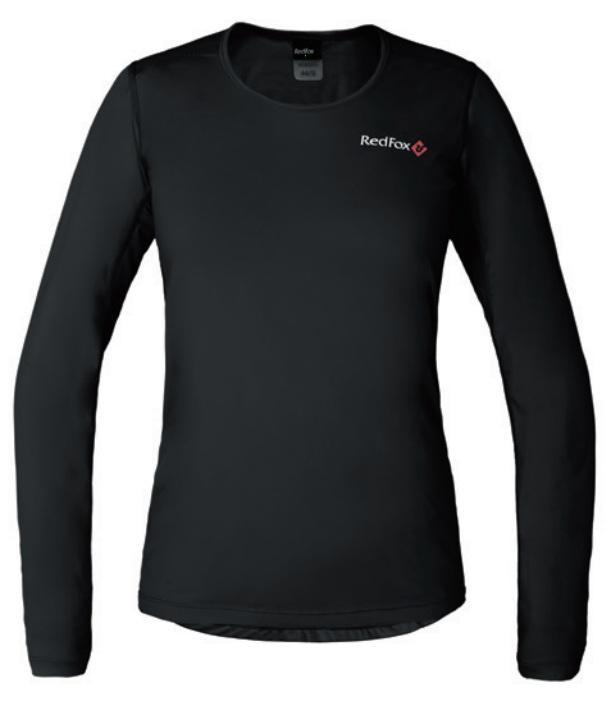 Термобелье футболка с длинным рукавом Active Light Женская фото