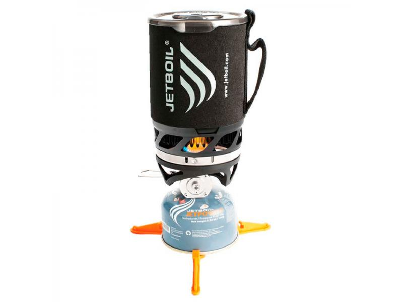 Комплект горелка с кастрюлей MicroMo от Jetboil