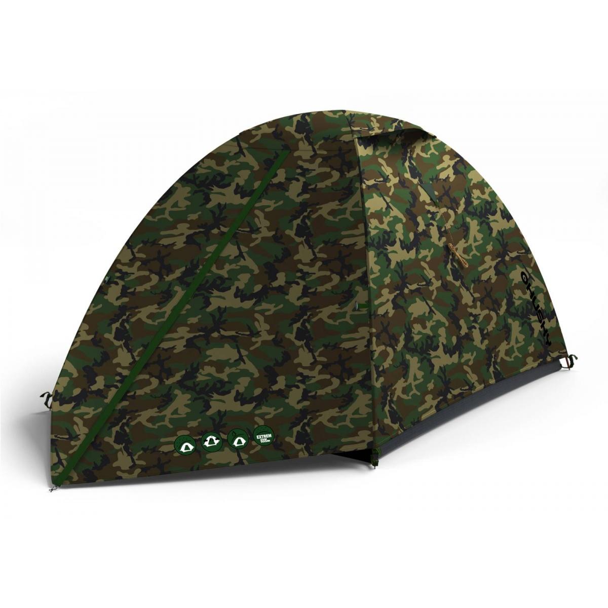 BIZAM 2 палатка (камуфляж)