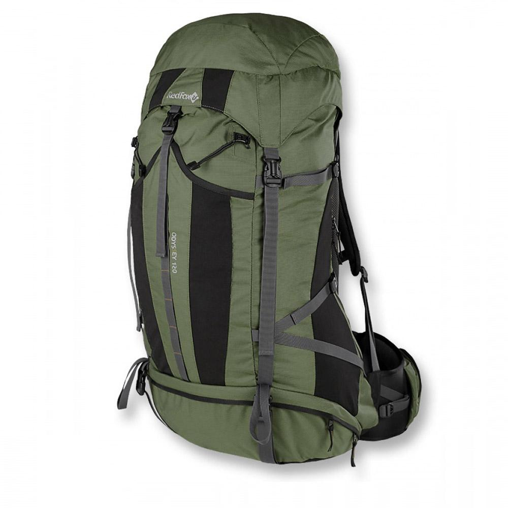 рюкзак red fox, зеленый