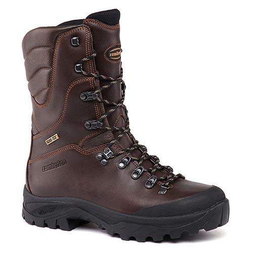 мужские ботинки zamberlan, черные
