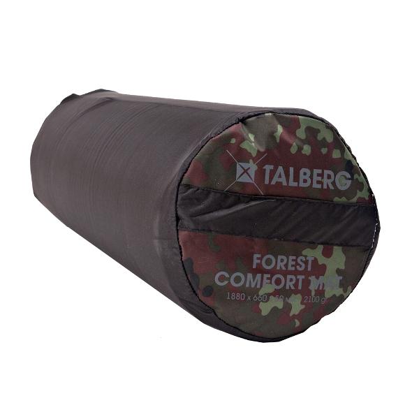 FOREST COMFORT MAT самонадувающиеся коврики (188X66X5.0 камуфляж) от Talberg