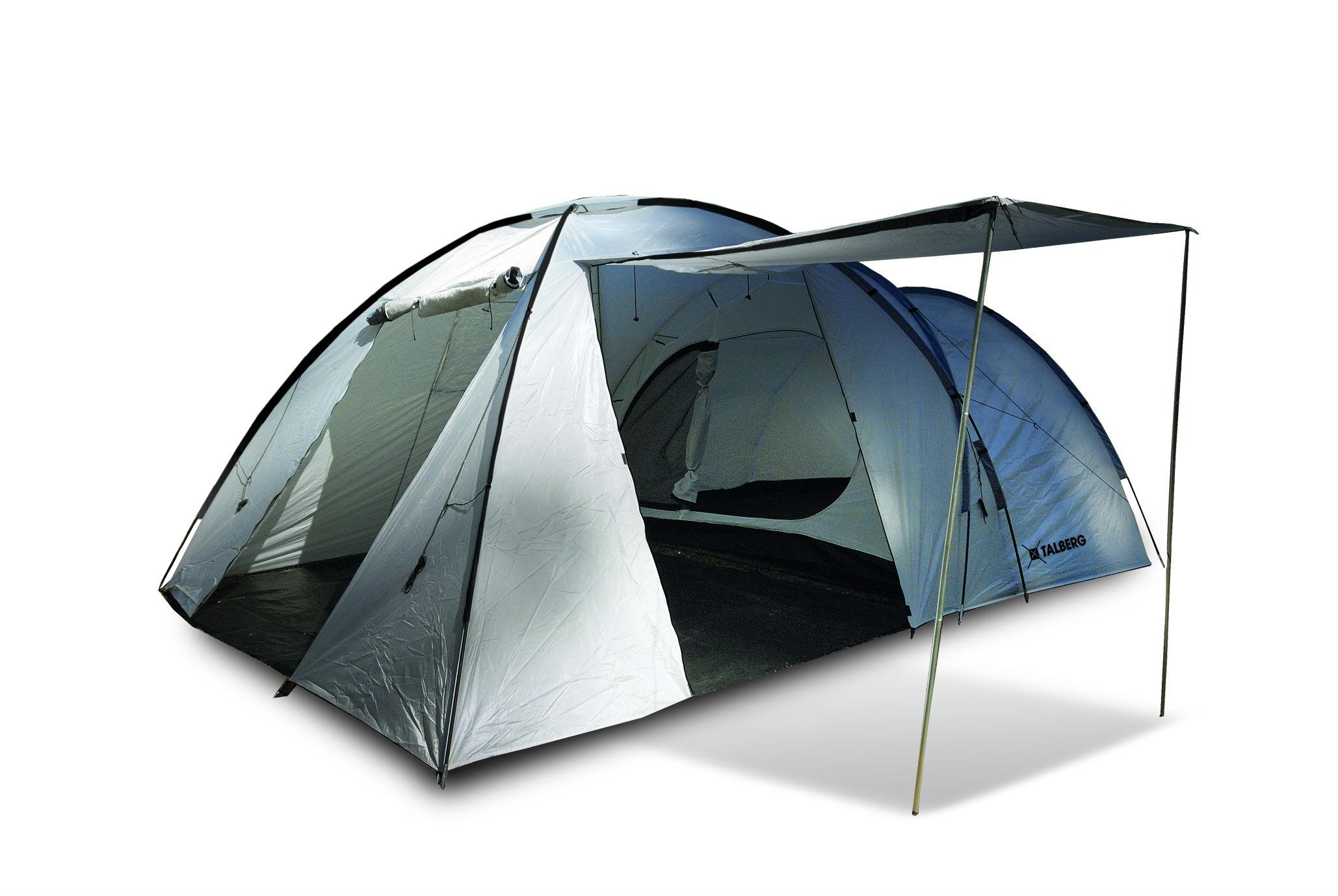 CAMPI 5 SAHARA палатка TALBERG (серый)