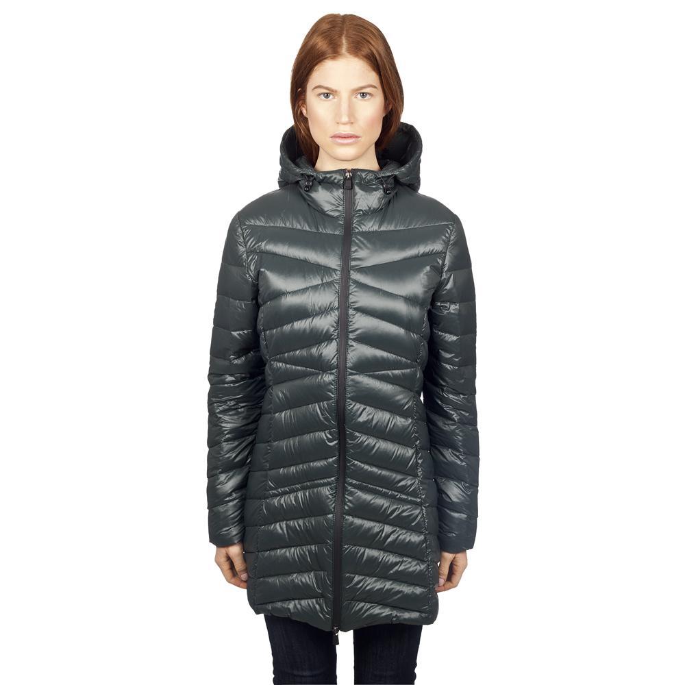 женская куртка pajar, серая