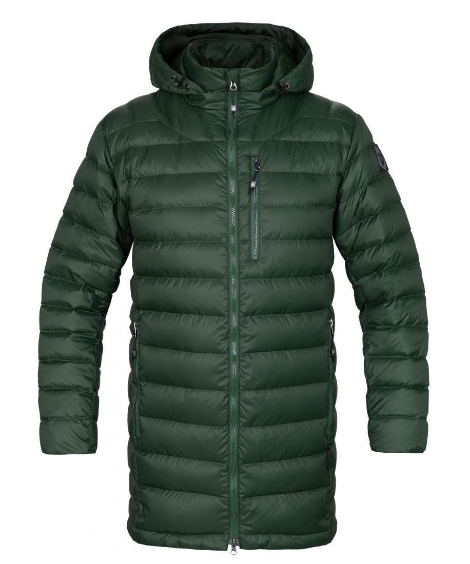 Пальто пуховое Siberia Мужское фото