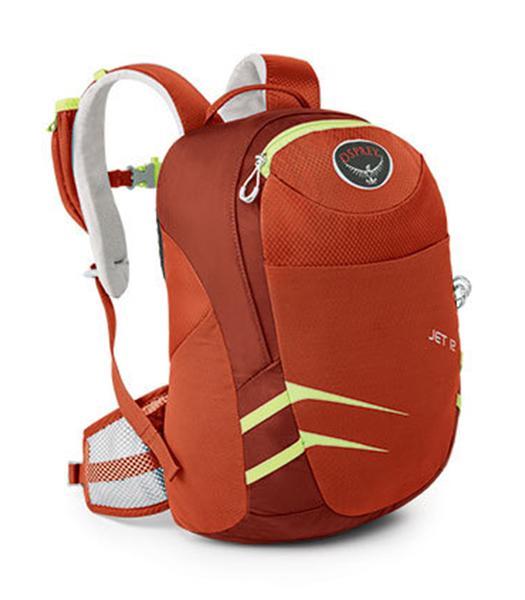 детский рюкзак osprey, красный