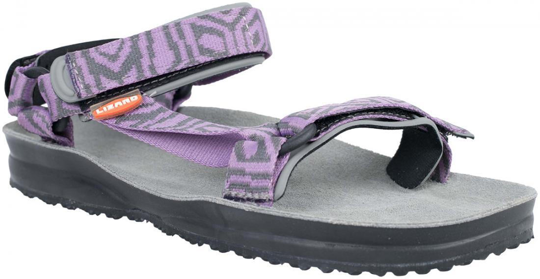 Сандалии SUPER HIKE W Lizard фиолетового цвета