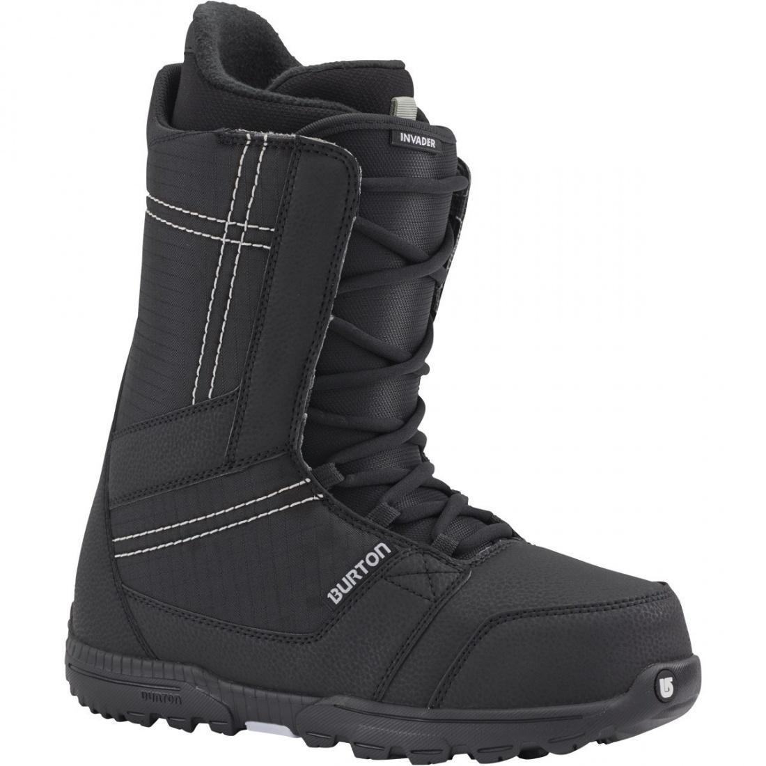 Ботинки сноубордические INVADER фото