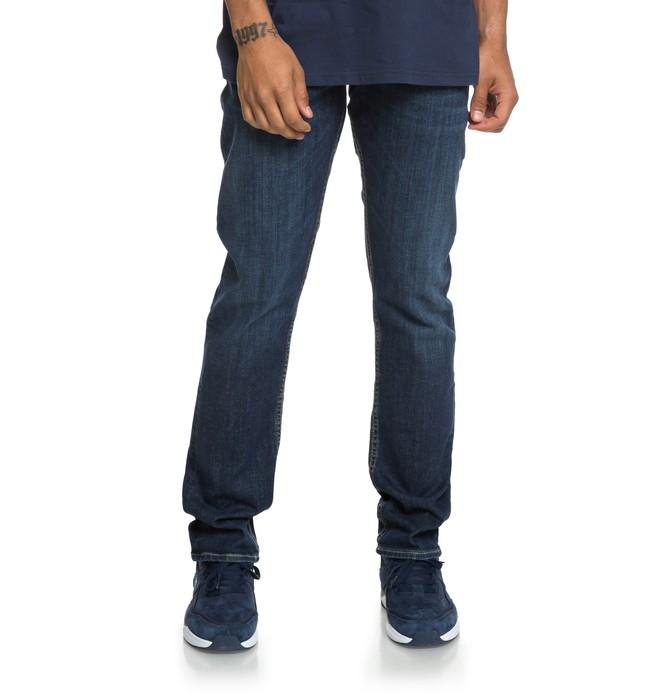 ДЖИНСЫ WORKER STRAIGHT M PANT BNTW Dc Shoes