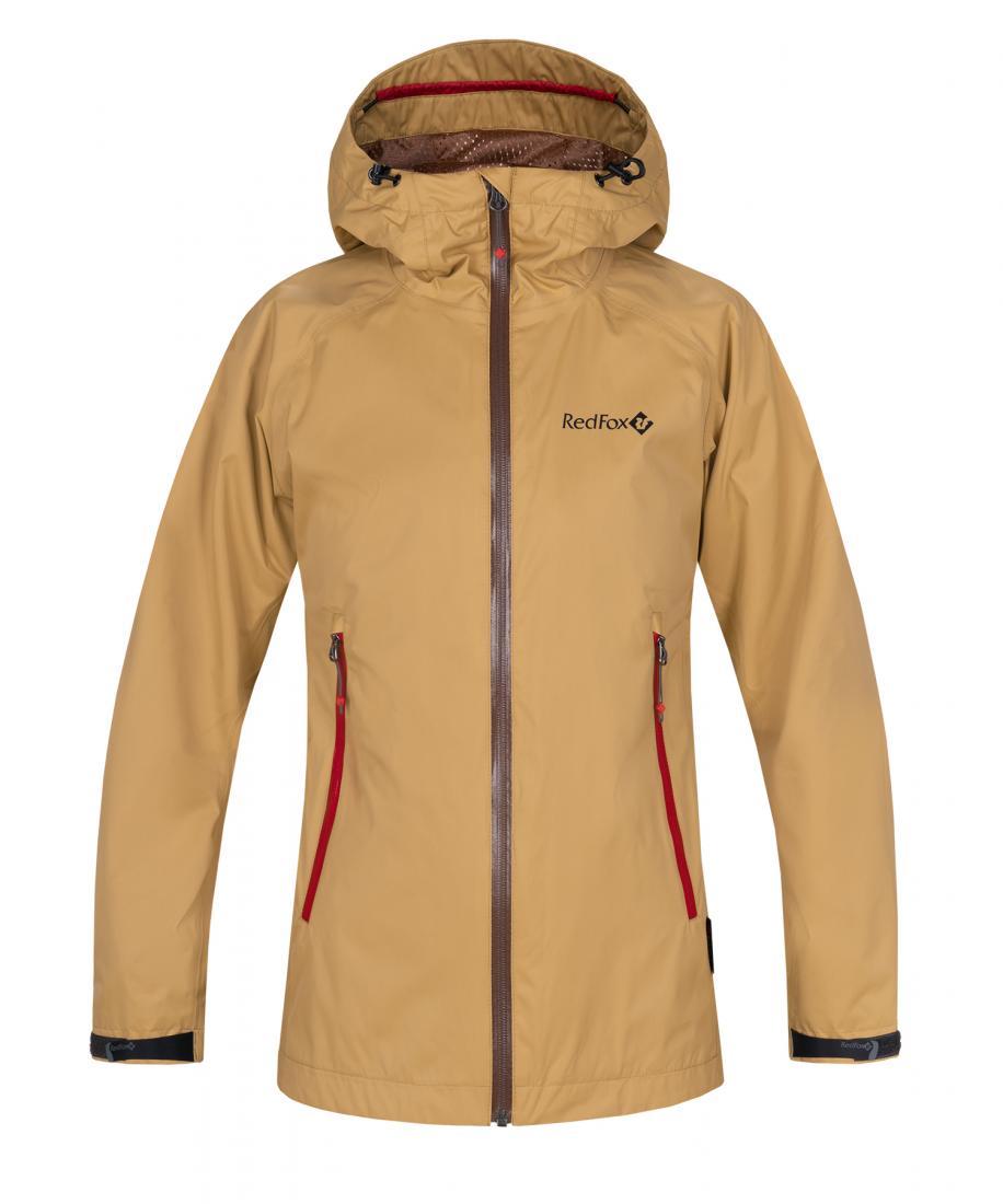 Куртка Altitude Женская Red Fox бежевого цвета