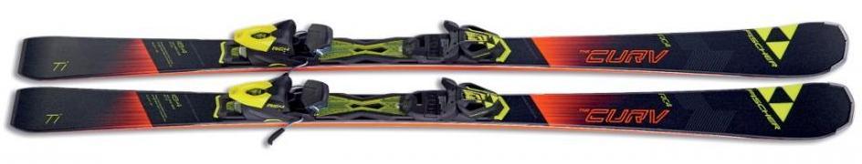 Лыжи горные RC4 Curv Race TI