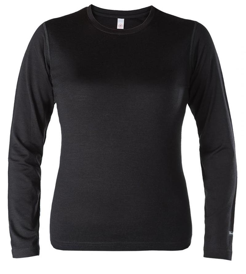 Термобелье футболка с длинным рукавом Merino Air Женский фото