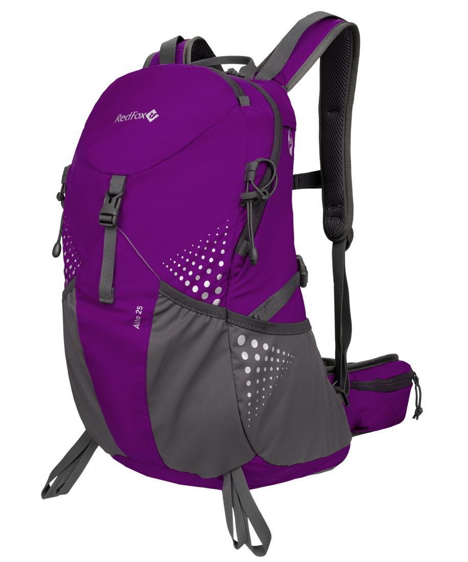 Фото - Рюкзак Alto 25 от Red Fox фиолетового цвета