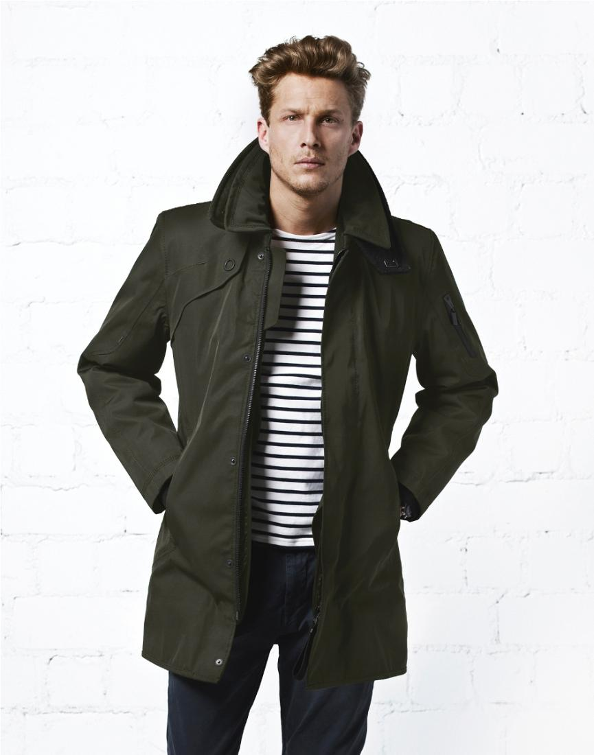 фото Куртка утепленная мужская Cosmo