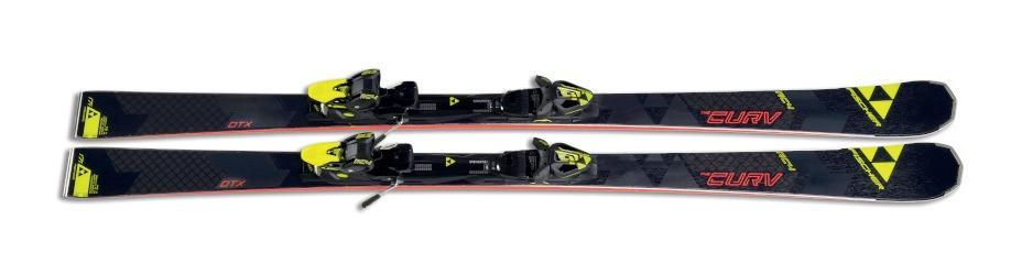 Лыжи горные RC4 THE CURV DTX RACETRACK