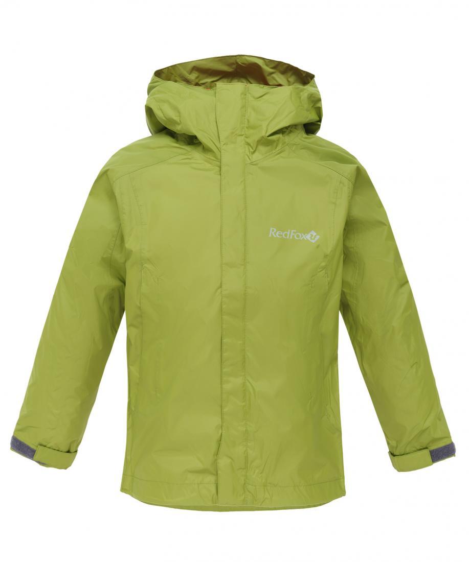 Куртка ветрозащитная Wind Fox II Детская фото