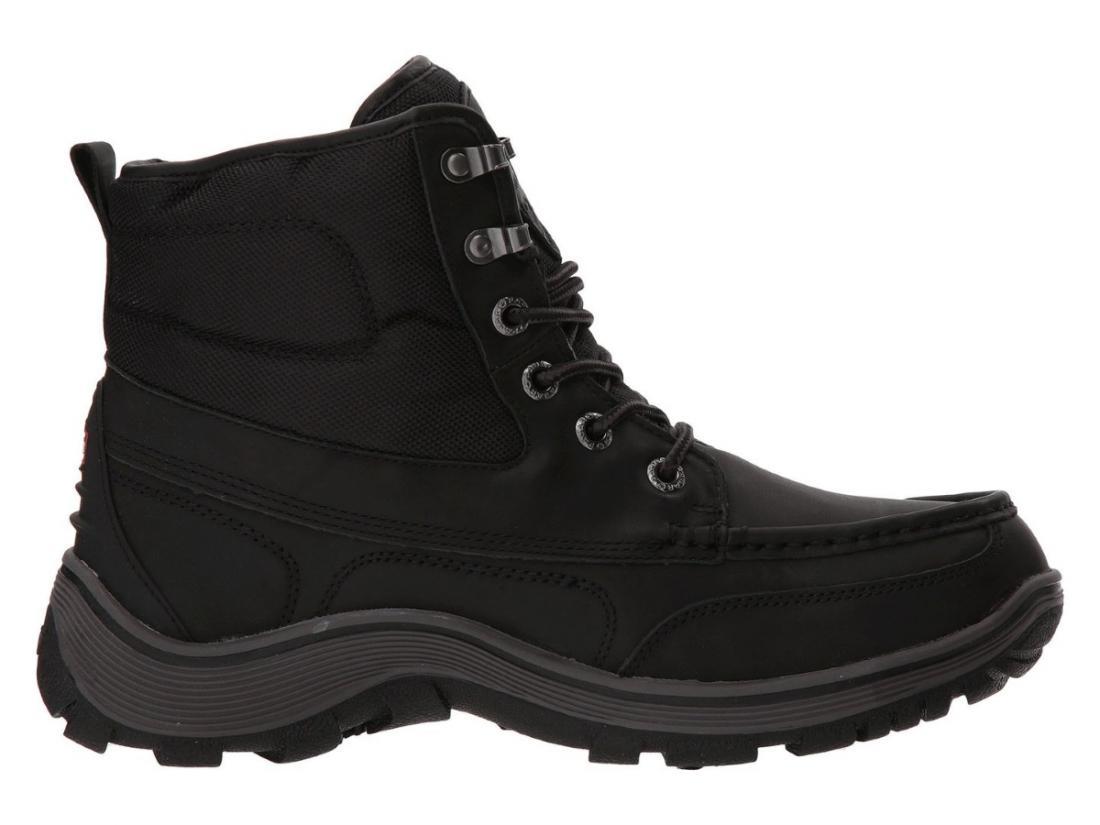 мужские ботинки pajar, черные