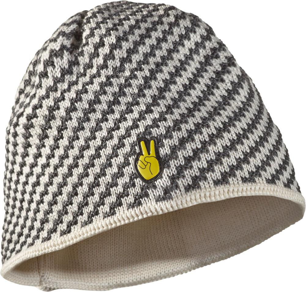 мужская шапка seger, белая