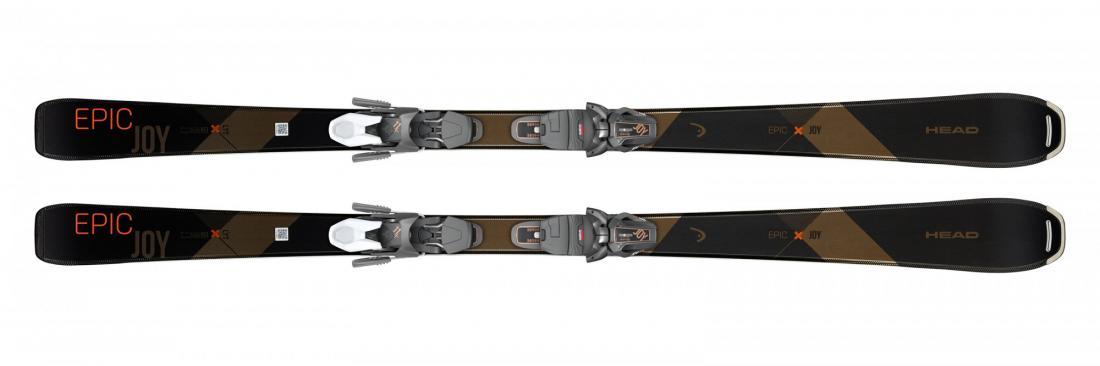 Комплект (Лыжи+Крепления) Epic Joy SLR Joy Pro+ JOY 11 GW SLR Brake 78(H)