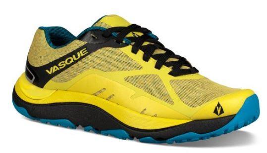 мужские кроссовки vasque, желтые