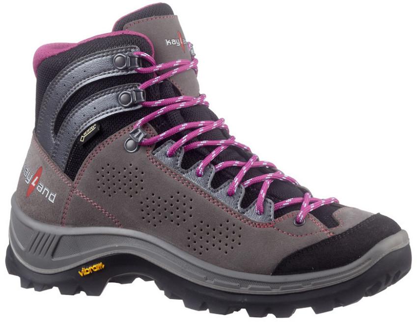Ботинки IMPACT W'S GTX Kayland темно-серого цвета