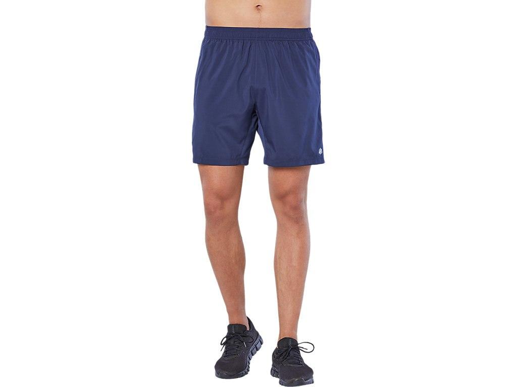 мужские шорты asics, синие