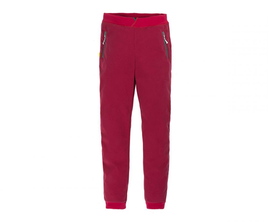 детские брюки red fox, розовые