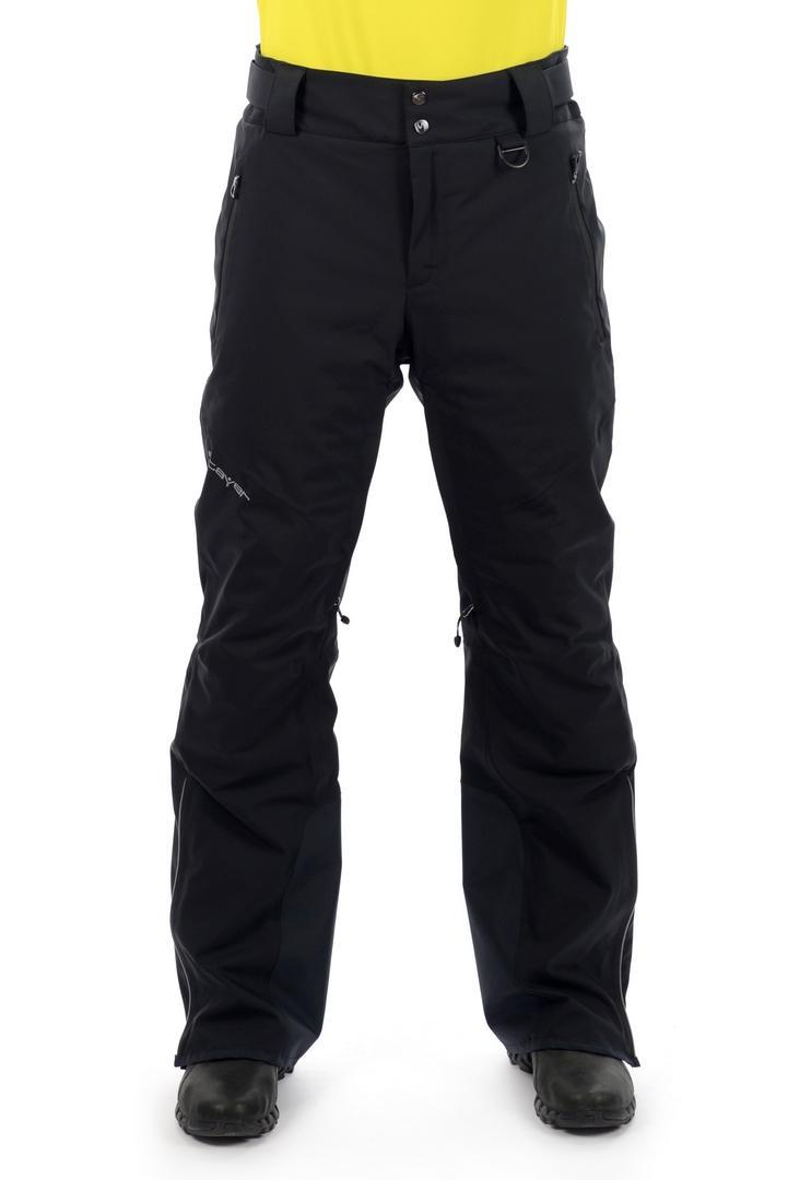 мужские брюки stayer, черные