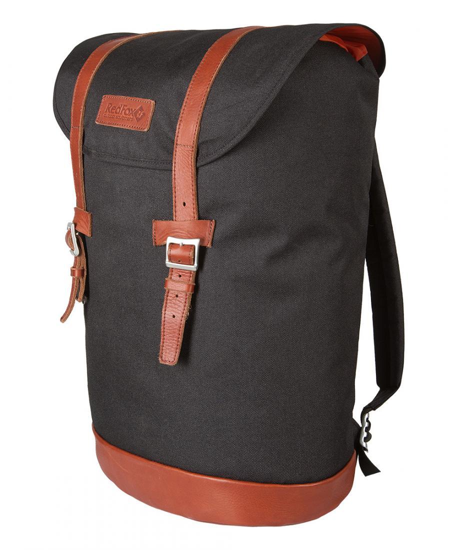 рюкзак red fox, черный
