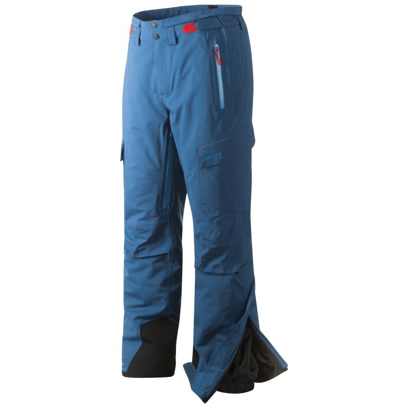 мужские брюки bergans, синие