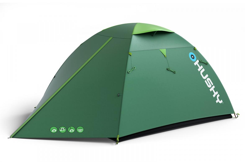 BIRD 3 PLUS палатка (зеленый)