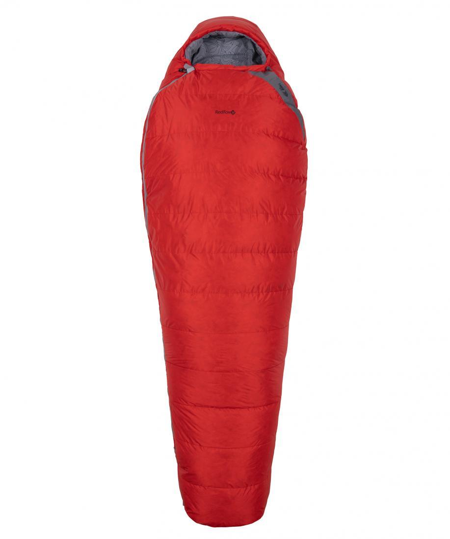 Спальный мешок пуховый Rapid -40C right