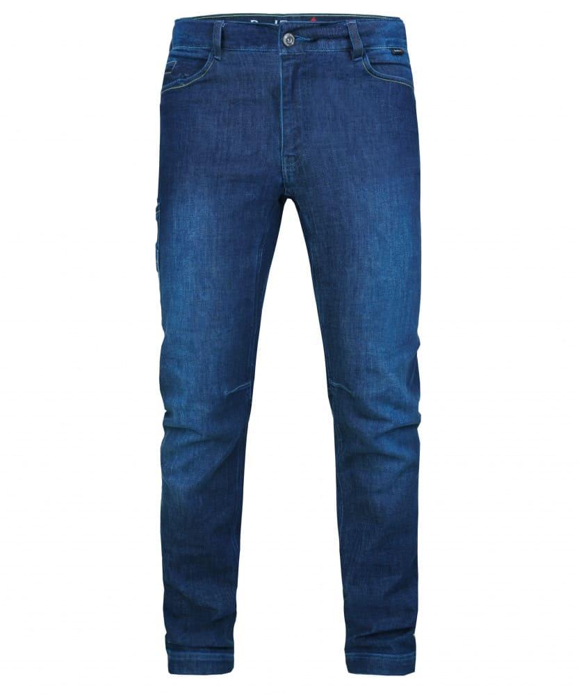 мужские брюки red fox, синие
