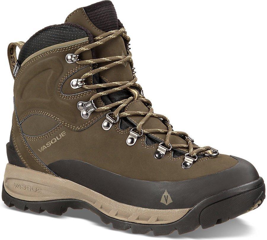 мужские ботинки vasque, коричневые