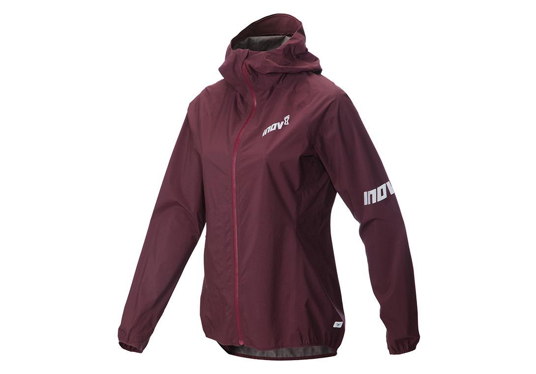женская куртка inov-8, фиолетовая