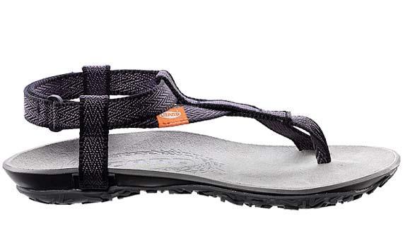 мужские сандалии lizard, серые