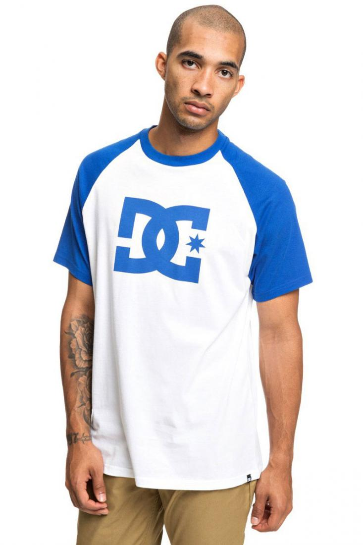 ФУТБОЛКА STAR SS 2 M TEES XBBW Dc Shoes