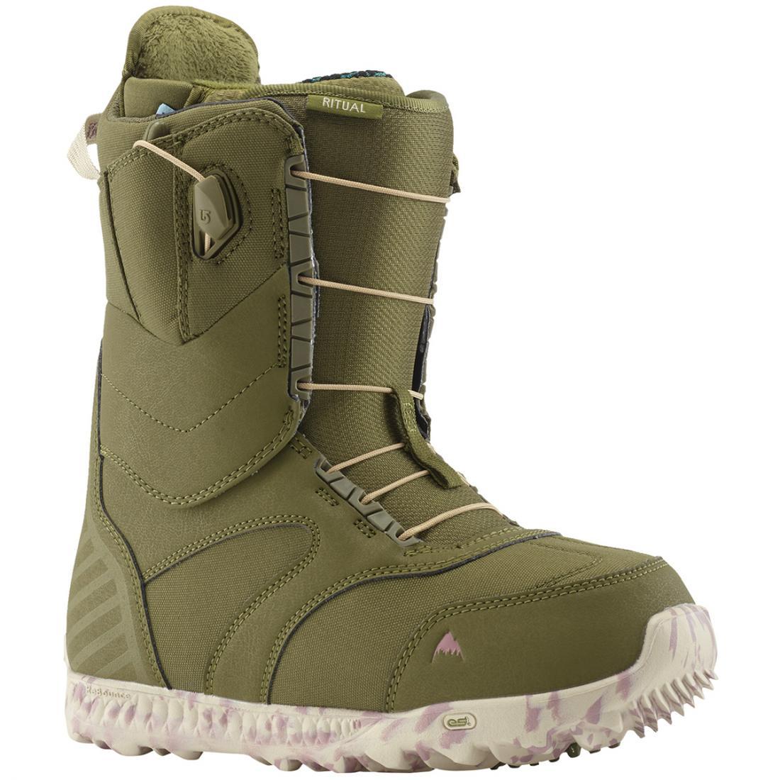 Ботинки сноуб. RITUAL жен. фото