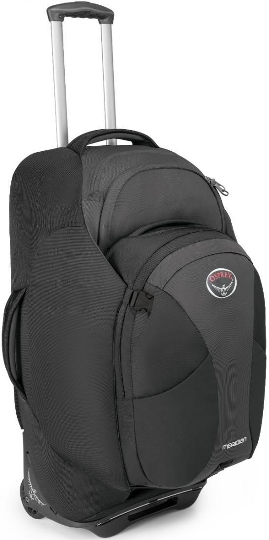Сумка-рюкзак на колёсах Meridian 75