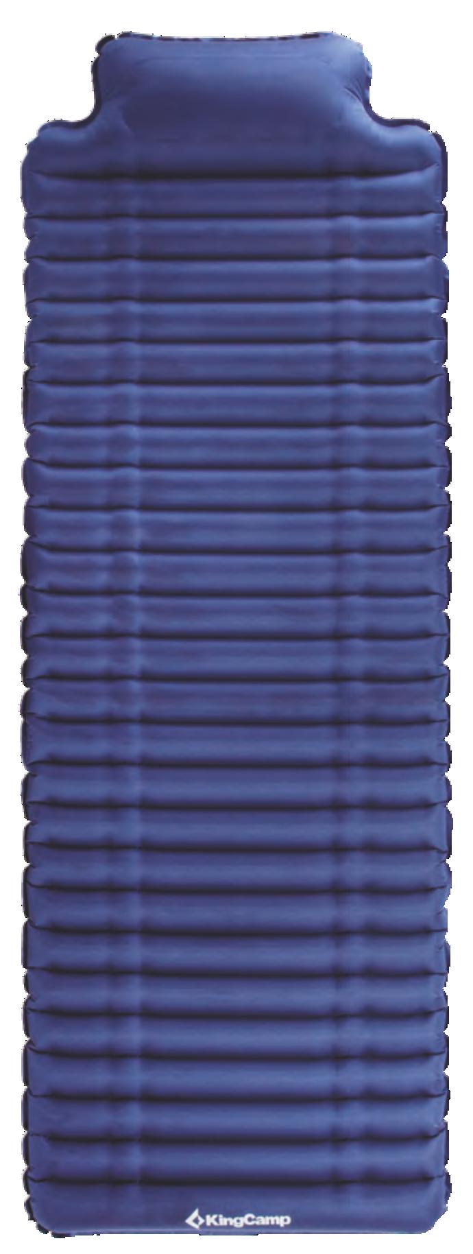 1905 COMFORT LIGHT коврик самонад (синий, 189 х 66 х 7/11 см)