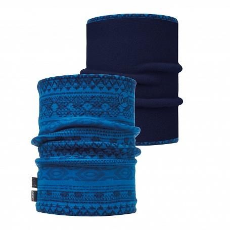 женский шарф buff, синий
