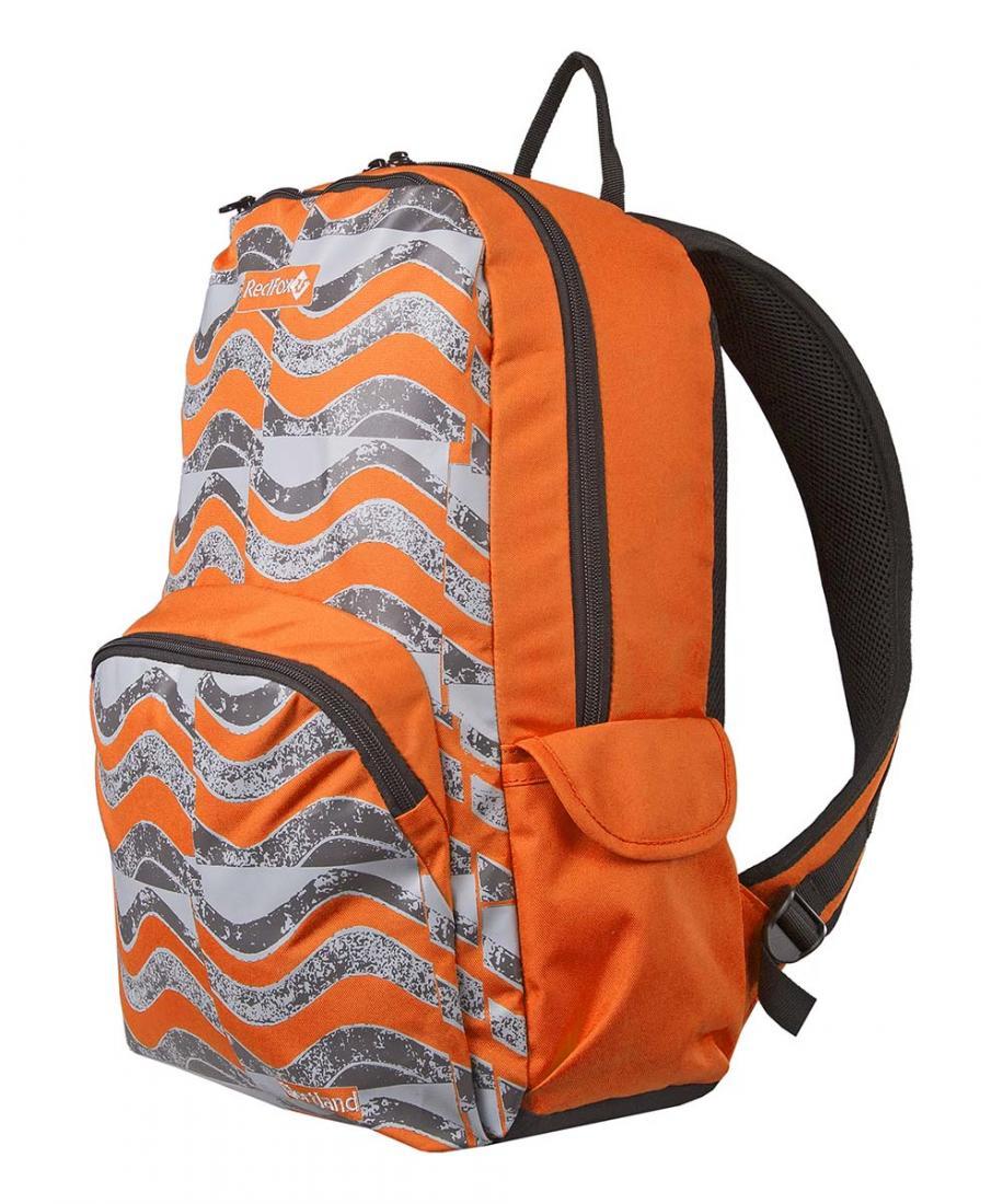 рюкзак red fox, оранжевый