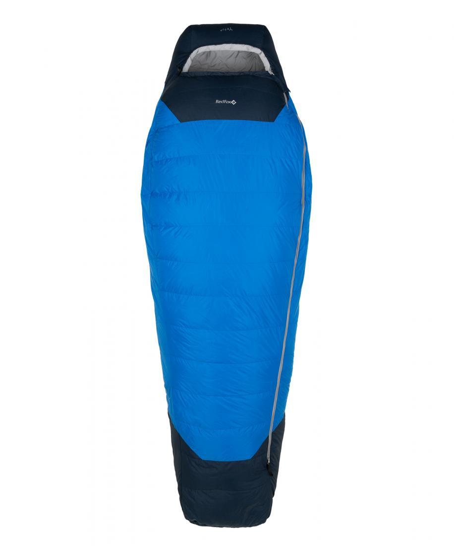 Спальный мешок пуховый Yeti-40C right